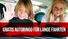 Wir haben für Euch und Eure Kinder ein Auto-Bingo zusammengestellt, dass Ihr kostenlos Downloaden und Ausdrucken könnt. Damit können sich Eure Kinder wunderbar die Zeit während langer Autofahrten vertreiben. Natürlich kann man es auch bei längeren Zugfahrten spielen.