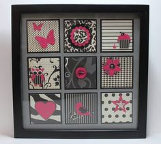 Punch Art Montage by CraftHavenRetreats - Cards and Paper Crafts at Splitcoaststampers