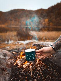 #passenger #tinmug #campingfire #fall #autumn #tattoo #viking #lofoten #norway Simply Life, How To Be Likeable, Lofoten, Wood Watch, Autumn Tattoo, Waves, Norway, Adventure, Coffee