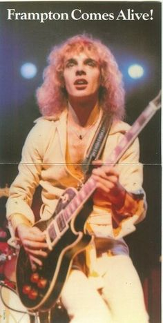 Frampton Comes Alive - One of the best albums of all time!