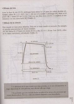 Pattern drafting for dressmaking pamela c. Pattern Cutting, Pattern Making, Mccalls Patterns, Sewing Patterns, Miguel Angel, Learn To Sew, How To Make, Modelista, Schneider