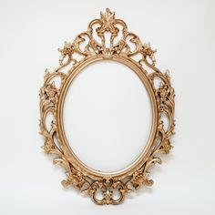 """gold ung frame: Ornate gold frame. """"Like melted gold"""" fantastic mr fox inspo"""