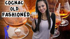 How to make the Cognac Old Fashioned - Tipsy Bartender