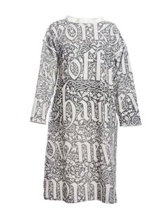 The Knight Dress in Kelmscott Chaucer - Last one by Joe Richards / Dresses   Young British Designers