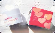 CamomilleBeautyTime: {230} Heart Face Ultra Pore Care Sleeping Pack
