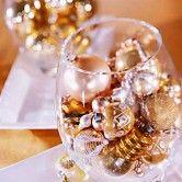 Como transformar um vaso num lindo arranjo de mesa