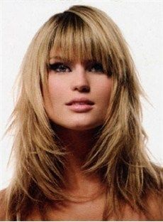 Layered Style Long Straight 100% Human Hair 14 Inches Attractive Cheap Blonde Wig. Get wonderful discounts up to 75% Off at Wigsbuy using Coupons & Promo Codes.