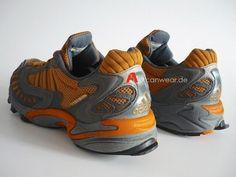 4c3cf608afc7 2000 VINTAGE ADIDAS Torsion Adiprene Estes Trail Running Trekking Shoes Tr  Vapor - EUR 245