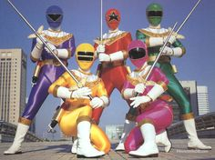 Power Rangers Zeo wallpaper