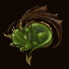 Dragon Lyx by ~DreamsOfALostSpirit on deviantART