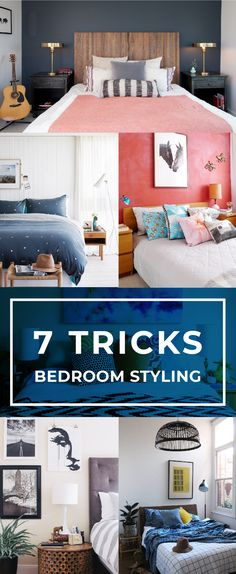 #bedroom styling you can do as well