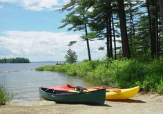 Migis Lodge in Maine. This looks like one of the most perfect places ever.