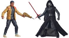 Here's All the New Star Wars Figures You'll Be Fighting Little Kids For