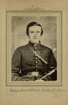 """Anthon O. Oyer, 15th Wisconsin """"Scandinavian"""" Regiment 