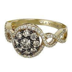 chocolate diaminad rings | 1499 chocolate diamond ring | joyas