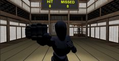 Virtual Reality Martial Arts Training evade