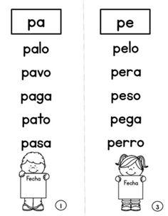 Spanish and English Alphabet & Sight words Kindergarten