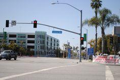 Parking lot B Long Beach Airport, Parking Lot, Travel, Viajes, Parking Space, Destinations, Traveling, Trips