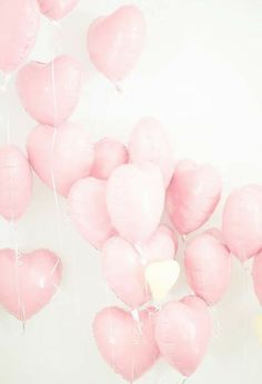 HEARTS Valentines Wedding Shower Foil Balloons SELECTIONS Party Supplies S-B lot
