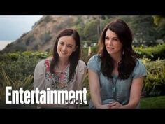Gilmore Girls': Alexis Bledel & Lauren Graham Talk Rumors of a Movie | E...