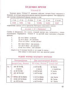 Грамматика Румынского Языка в Таблицах Lang.fotocrimea.com Bullet Journal