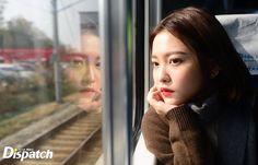 [OFFICIAL] 171129 Naver Starcast update with RED VELVET    #YERI