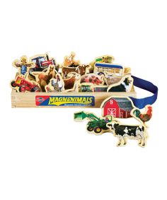 Farm MagnaWheels Set | something special every day
