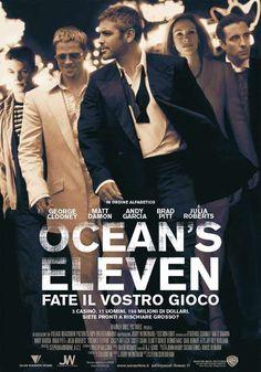 Ocean's Eleven - Fate il Vostro gioco, in onda martedì 7 agosto alle 19:15 su Premium Energy.