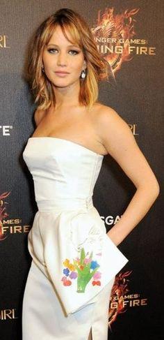 Jennifer Lawrence ♥   Grew up in Louisville, Kentucky