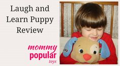 Laugh and Learn Puppy Review