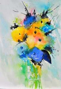 watercolor 45316051