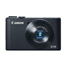 Canon Powershot S110  $449.99  Available for pre-order!