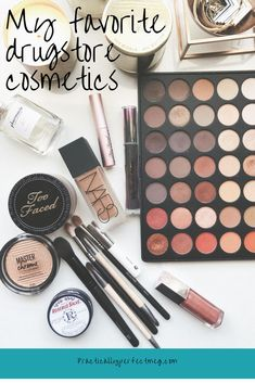 I am addicted to makeup. I know that when I talk about make up a lot, I don�t mention drugstore items and it�s not really because I dislike drugstore items. I have combo skin, so it is hard to find products that work with dry and oily skin.  I feel like t