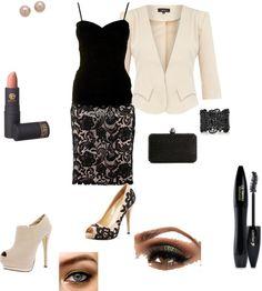 """Dressy Outfit"" by mwinterzima on Polyvore"