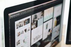 Top 10 Website Design Trends To Consider In 2020! Design Responsive, Ui Ux Design, Graphic Design, Design Trends, Design Agency, Dashboard Design, Branding Design, Business Marketing, Internet Marketing