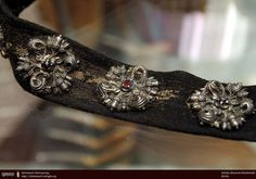 A XV century belt of Elizabeth of Luxembourg. She was a daughter of Holy Roman Emperor Sigismund and his second wife Barbara of Celje. After marriage she became a queen of Hungary, Czech Kingdom and Poland. Ruled them for her own in 1438-1440. Was made of silver and decorated with stone gems. https://scontent-b-sjc.xx.fbcdn.net/hphotos-xpf1/t31.0-8/p640x640/10551488_734954309876456_3181359396472407565_o.jpg