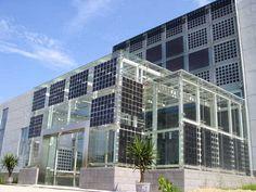 verre photovoltaïque transparent