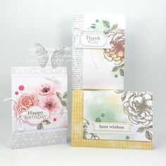 Sentimental Rose April 2019 Paper Pumpkin Alternates - Stamp Your Art Out! Yearbook Covers, Yearbook Layouts, Yearbook Design, Yearbook Theme, Happy Birthday Best Wishes, Book Design Layout, Design Design, Graphic Design, Stampin Up Paper Pumpkin