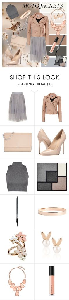 """""""Natural nature"""" by diane-randle ❤ liked on Polyvore featuring IRO, Michael Kors, Massimo Matteo, WearAll, Yves Saint Laurent, Isadora, Lana Jewelry, Accessorize, Aamaya by priyanka and Kendra Scott"""