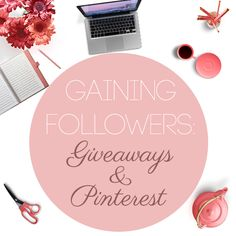 Gaining followers: Giveaways and Pinterest tips   ashandcrafts.com