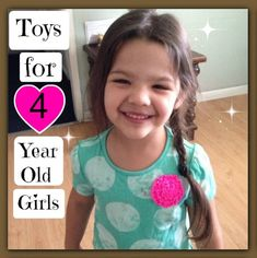 Here is our new list of toys for girls! From kids ride on toys, to the best Christmas gift ideas for girls. These are gifts 4 year old girls love! Best Gifts and Toys for 4 Year Old Girls Christmas and Birthdays!