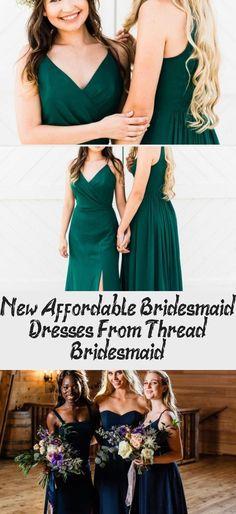Light blue boho style affordable dresses for bridesmaids from Thread Bridesmaid! #bridesmaids #bridesmaid #bridesmaiddresses #MaroonBridesmaidDresses #BridesmaidDressesColors #BridesmaidDressesMuslim #BridesmaidDressesVintage #GoldBridesmaidDresses