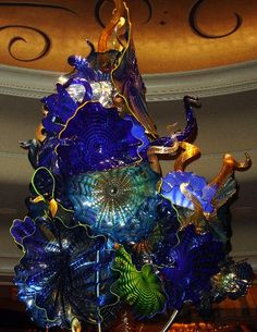 Las Vegas Chihuly piece