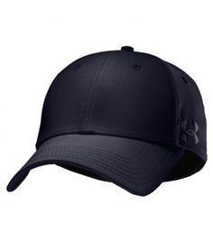 Black Under Armour Tactical PD Cap