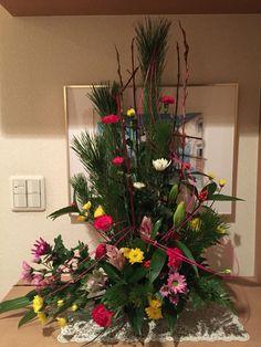 Flower Arrangement, New Year