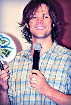 Jared Padalecki #JaredPadalecki