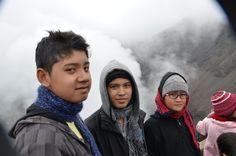 @Kawah Bromo, Jawa Timur