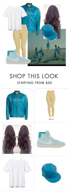 """""""Got7 Fly Music Video"""" by pandagirl2102 ❤ liked on Polyvore featuring Brioni and NIKE"""