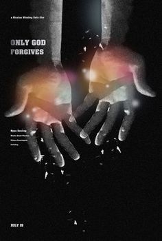 Only God Forgives alternative movie poster