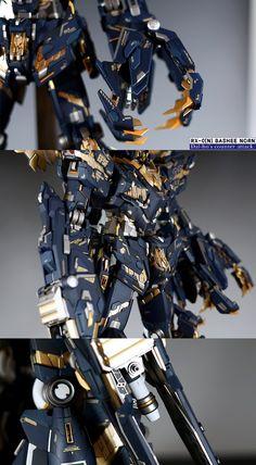GUNDAM GUY: PG 1/60 RX-0[N] Banshee Norn - Customized Build